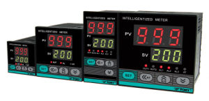 New Version Digital Temperature Controller with 4-20mA (AI208)