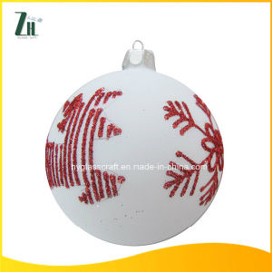 2016 Personalized Wholesale Glass Christmas Ball Ornaments pictures & photos