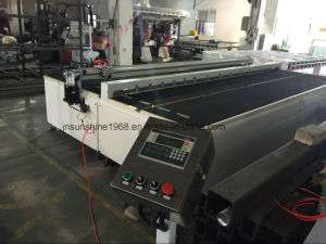 EVA/ PVB Laminated Glass Cutting Table/ Glass Cutting Equipment pictures & photos