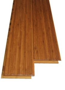 Antique Handscraped Solid Bamboo Flooring (BG-9016)
