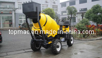 4-Wheel Driving Concrete Mixer for Africa pictures & photos