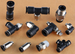 Xhnotion - Pneumatic Push in Fittings, Air Hose Fittings pictures & photos