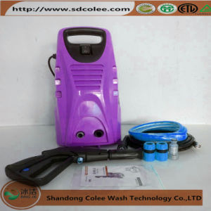 Portable Household Electric Cold Water High Pressure Car/Vehicle Washing Tool pictures & photos