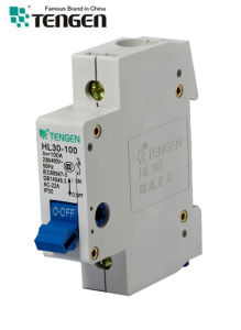 Hl30-100 Isolating Switch Circuit Breaker (1-4P, 230VAC/400VAC) pictures & photos
