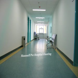PVC / Vinyl Medical and Hospital Flooring pictures & photos