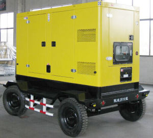 Weifang Ricardo 32kw/40kVA Diesel Genset Powered by K4100zd pictures & photos