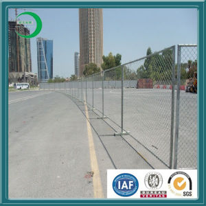 Factory Hot DIP Galvanized Temporary Fence (xy-2A) pictures & photos