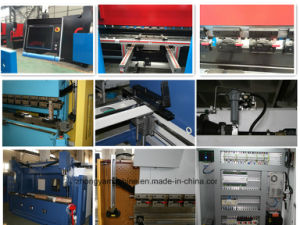 China High Quality CNC Press Brake Pbh-100ton/2500mm pictures & photos