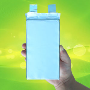 3.2V 25ah Prismatic / Pouch Polymer Lithium Iron Phosphate Battery with Ce Certificate pictures & photos