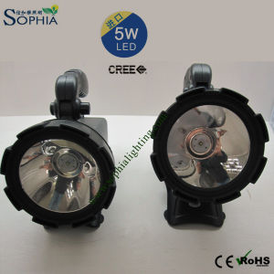 5W LED Torch, CREE Torch, Torch Lamp, Flashlight, Torch Light pictures & photos
