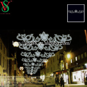 LED Cross Street Light LED Motif Light Holiday Lighting Christmas Decoration pictures & photos