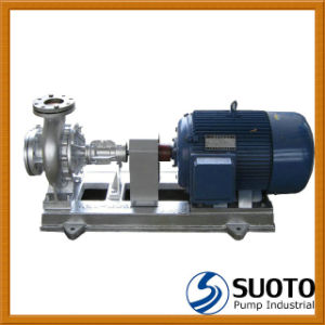 Lqry Type Circulation Hot Oil Pump for Boiler pictures & photos