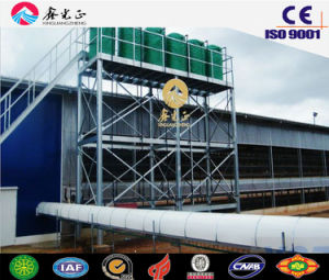 Poultry Equipments, Steel Structure Chicken House, Poultry House (JW-16212) pictures & photos