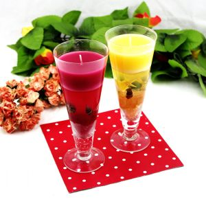 Gel Candle Glassware Holder (RC-488&RC-489)