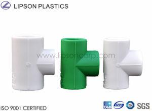 High Quality PVC Pipe Tees pictures & photos