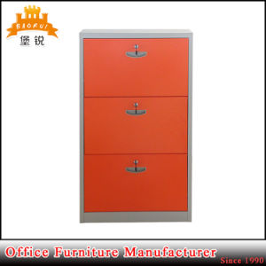 Jas-036A Wall Mounting Shoe Racks Steel Lockable Shoe Cabinet pictures & photos