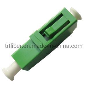 LC/APC Fiber Optic Connector (Fiber Optic Flange) pictures & photos