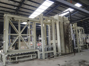 Automatic MDF Production Machinery for Wood Branch, Log, Waste Wood, Sawdust Left Overs pictures & photos