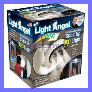 Light Angle Motion Activated Peel Stick up LED Light, 360 7 Super BrightLED Lamp, Promotion Gift Cordless (LED-702) pictures & photos