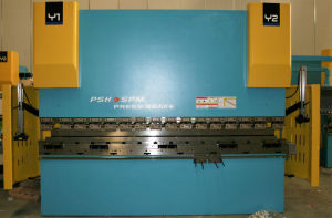 China Hydarulic Press Brake Pbh-100t/3200 pictures & photos