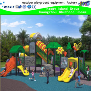 Colorful Tree House Amusement Park Playground on Discounting (HK-50029) pictures & photos