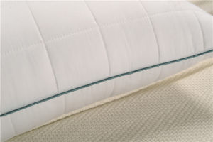 Beautyrest Cotton Fabric Bamboo Pillow Antiallergenic Bed Pillow pictures & photos