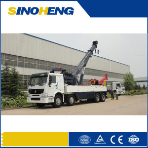 Sinotruk HOWO Road Recovery Vehicle Wrecker Tow Trucks pictures & photos