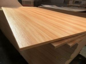 Paper Laminated Plywood Paper Melamine Plywood pictures & photos