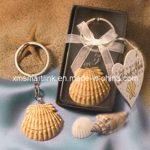 Miniature Sea Shell Key Chain for Premium Gifts pictures & photos