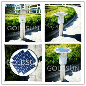 Big Power Solar Outdoor Mosquito Killer Lamp, in Garden, Park, Yard, Square, Manufacturer pictures & photos