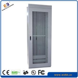ODF Rack with Transparent Glass Door pictures & photos