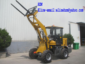 New Design 915 Mini Wheel Loader with New Cabin and Lower Price pictures & photos