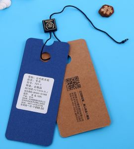 Printed Swing Ticket for Luggage, Garment pictures & photos
