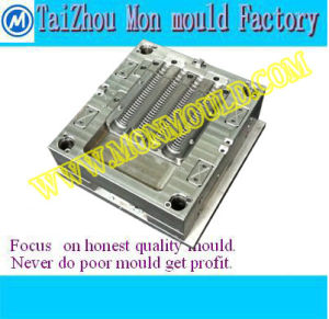 Plastic Injection Custom Pipe Mould, Plastic Injection Pipe Fitting Mould pictures & photos