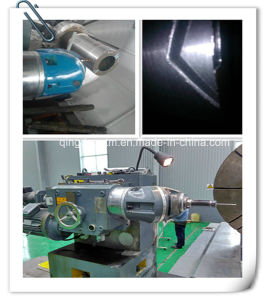 China Professional Shaft CNC Lathe with Automatic 3 Chuck Jaws (CG61160) pictures & photos