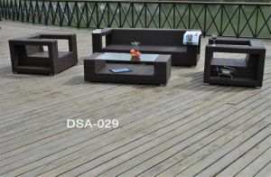 UV Resistant PE Rattan Sofa / Hot Sales Outdoor Furniture