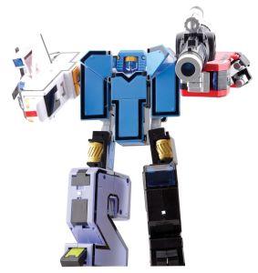 Super Figure Warrior 5 in 1 Transformer Robot Toy