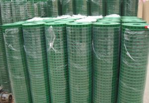Kdl PVC Coated Welded Wire Mesh pictures & photos