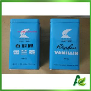 Food Additive Flavors Polar Bear Vanillin Price pictures & photos