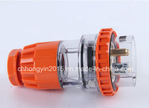 56pl440 Newest 4p 500V 40A Industry Connector pictures & photos
