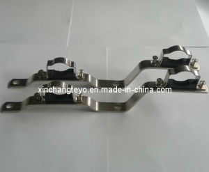 Zinc Plating Holders Brakets for Stainless Steel 304 Manifold pictures & photos