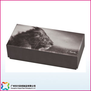 Lid&Base Cardboard Box for Packaging Clothing Accessories pictures & photos