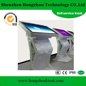 Outdoor 42 Inch Advertising Interactive Touch Screen Shopping Mall Kiosk pictures & photos
