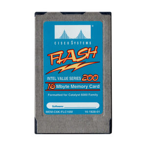 Intel Value Series 200 Cisco 16MB Flash PCMCIA Memory Card pictures & photos