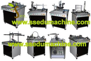 Modular Product System Mechatronics Training System Mechatronics Trainer Educational Equipment