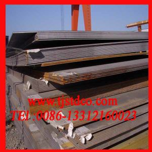 SAE 1045 Hot Rolled Steel Plate pictures & photos
