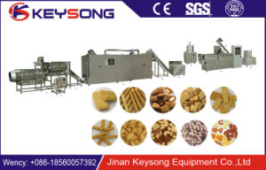 Puffed Core Filling Snack Food Extruder Making Machine with 5 Star Service Good Quality pictures & photos