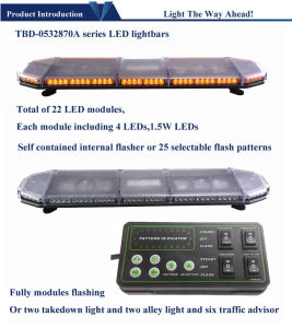 E-MARK Approved LED Light Bar pictures & photos