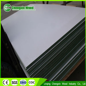 3mm Wood Grain Melamine Faced MDF with Good Quality pictures & photos