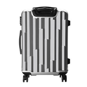 Hot Sale Waterproof Pure Color Factory PC+ ABS Travel Trolley Luggage pictures & photos